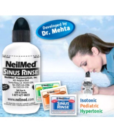 NeilMed Sinus Rinse Regular Kit