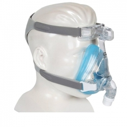 Amara Full Face CPAP Mask with Gel & Silicone Cushions