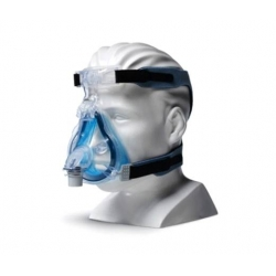ComfortGel Blue Full Face CPAP Mask with Headgear