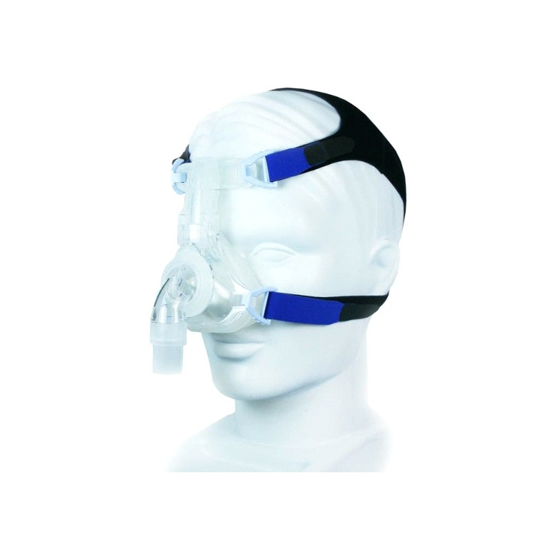 EasyFit Silicone Nasal CPAP Mask With Headgear HOUSTON