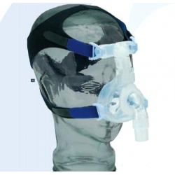EasyFit Nasal Gel CPAP Mask with Headgear
